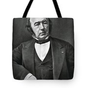 Claude Bernard, French Physiologist Tote Bag by Photo Researchers