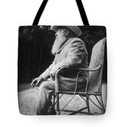 Claude Monet (1840-1926) Tote Bag