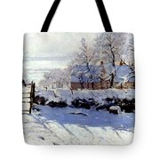 Claude Monet: The Magpie Tote Bag by Granger