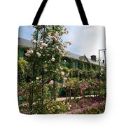Claude Monets House  - Giverney - France Tote Bag