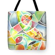 Claw Tote Bag by Carolyn Weir