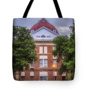 Clay County Courthouse Tote Bag