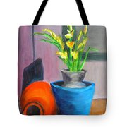 Clay Display Tote Bag
