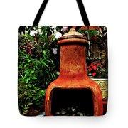 Clay Furnace Tote Bag