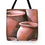 Clay Pots Tote Bag