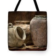 Clay Pottery II Tote Bag