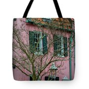Clay Tile Roof In Charleston Tote Bag