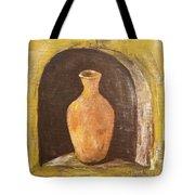 Clay Vase Tote Bag