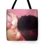 Clays Fallen Angel Series No 4 Tote Bag