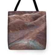 Clayscape Tote Bag