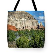 Claystone - Sandstone - Kodachrome Basin Tote Bag