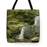 Clayton Beach Falls Tote Bag