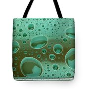 Clean And Green Tote Bag