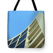 Clean Lines Tote Bag