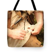 Clean View Tote Bag
