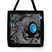 Clean Water Quest Tote Bag