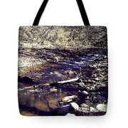 Cleansing Stream Tote Bag