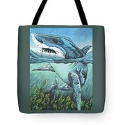 Cleansing Threat Tote Bag