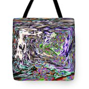 Clear As Mud 1 Tote Bag