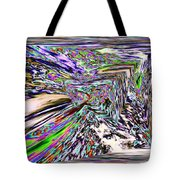 Clear As Mud 2 Tote Bag
