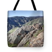 Clear Creek Canyon Tote Bag