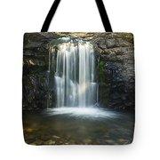 Clear Creek Water Fall Tote Bag