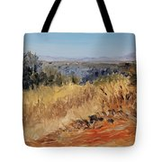 Clear Cut View Tote Bag