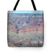 Clear Day At The South Rim Tote Bag