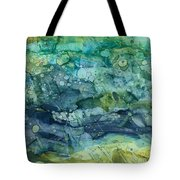Clear Flow Tote Bag