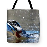 Clear For Takeoff Tote Bag