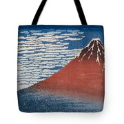 Clear Morning Tote Bag