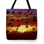 Clear Strokes Tote Bag