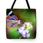 Clear Wings Tote Bag