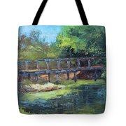 Clearfork Bridge Tote Bag