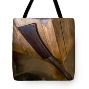 Cleaver Ready For Action Tote Bag