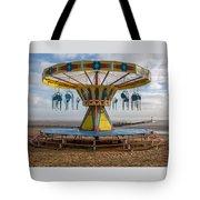 Cleethorpes Beach Tote Bag
