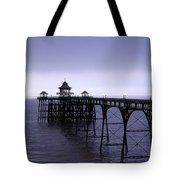 Clevedon Pier  Tote Bag