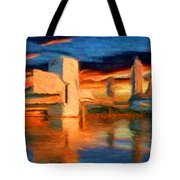 Cleveland 1 Tote Bag