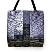 Cleveland Blues Tote Bag