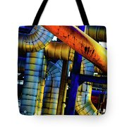 Cleveland Industry  Tote Bag