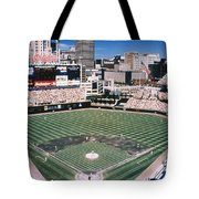 Cleveland: Jacobs Field Tote Bag