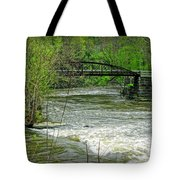 Cleveland Metropark Bridge Tote Bag