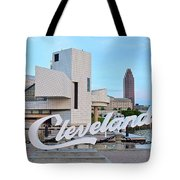 Cleveland Updated View Tote Bag