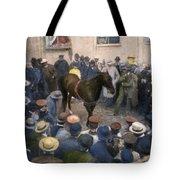 Clever Hans, 1904 Tote Bag