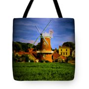 Cley Mill Norfolk Tote Bag