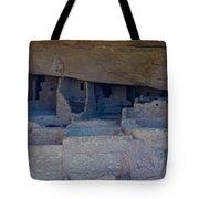 Cliff Dwellers Panoramic Tote Bag