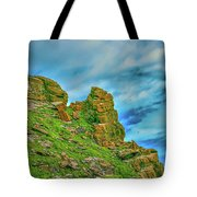 Cliff #h0 Tote Bag