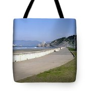 Cliff House San Francisco Tote Bag