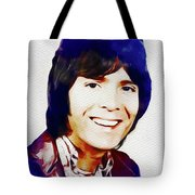 Cliff Richard, Music Legend Tote Bag