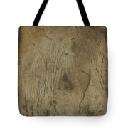 Cliff Trees Tote Bag